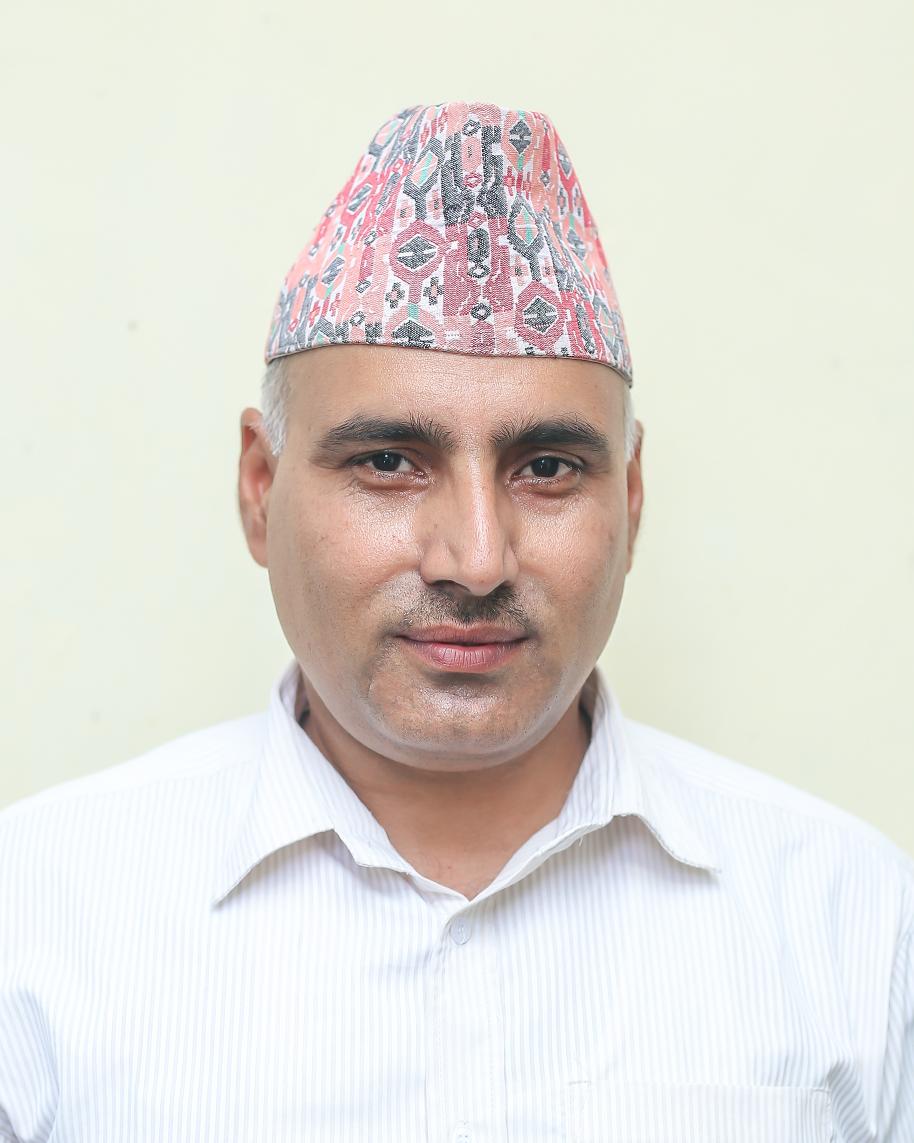 Bishnu Raj Tiwari, PhD